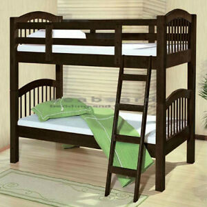 Twin Over twin BRAND NEW wooden Bunk Bed sale !