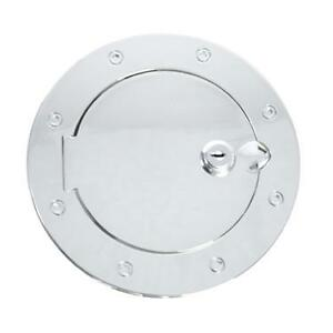 Locking Gas Cap Door, Chrome 07-10 Jeep Wrangler Saguenay Saguenay-Lac-Saint-Jean image 1