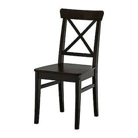 4 dining chairs - IKEA