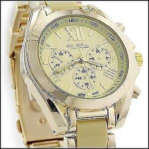 VICE VERSA Womens Chronograph Style Stainless Steel