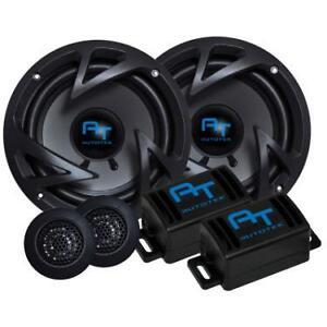 """Autotek ATX6.2C 6.5"""" 2-Way ATX Series Component Speaker System"""