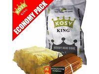 The Complete Home Fire Pack - Coal, Timber, Firelighters !