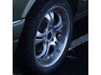 alloy wheel swap