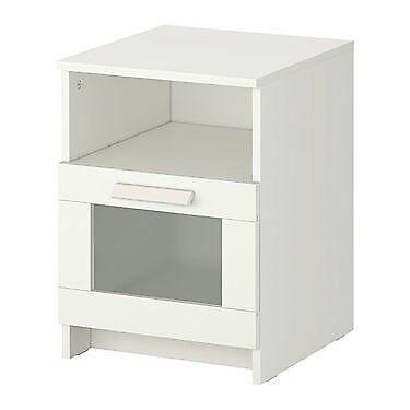 Ikea Brimnes Bedside Table