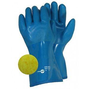 gants dépeçages doublés / travail neufs