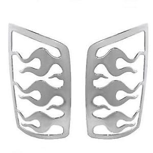 Chrome Tailight Covers Ram Trucks 02-06 - 1/2 Price