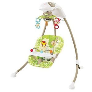 Fisher Price Electric Swing - gently used