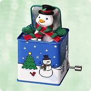 2003 Hallmark Snowman
