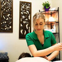 Deep tissue and relaxation full body massage