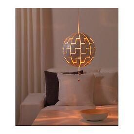 Ikea PS 2014 Copper colour pendant lamp