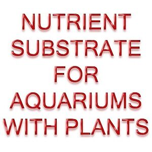 NUTRIENT SUBSTRATE FOR PLANTED AQUARIUMS - FISH SAFE