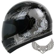 Custom Full Face Motorcycle Helmet