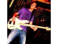Talented Bassist / Bass Player Available SE1