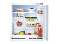 """Ikea """"kallnat"""" under counter fridge."""