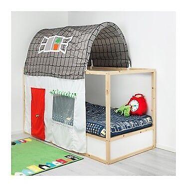 Loft Bed Reversible Ikea Kura Bed In Winchester