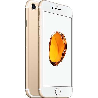 Brand new Iphone 7 256gb GOLD
