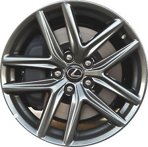 Lexus IS Front Rim