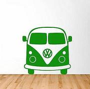 VW camper Van Stickers