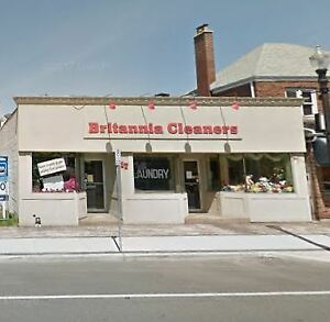 Dry Cleaner Storefront for Rent in Downtown Stoney Creek