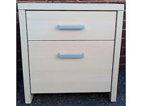 Pair of Bedside units
