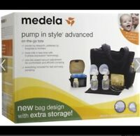 Medela Pump in Style Tote with Breast Pump