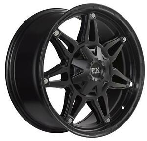 "Roues Mag Hiver 18"" Toyota Tundra Dodge Ram Roue 18 Noir"