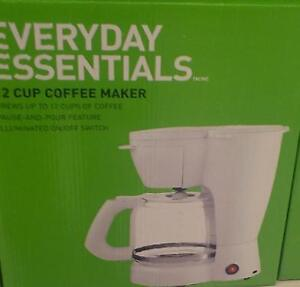 Coffee Maker (12 cup) (New)
