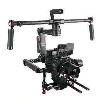 Came-Tv prodigy Gimbal, camera stabilizer.