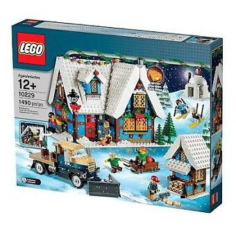 Wanted: WANTED: Lego Creator Winter Village