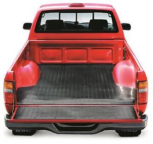 """Truck Bed Mat - 3/8"""" Rubber - 04 - 14 - Ford F-150 - 8ft Box"""