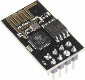 ESP-01 ESP8266 - Serial WiFi Wireless Transceiver Module