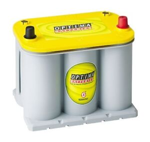 Optima Yellow Red Blue Top Batteries BEST PRICES in Brisbane Acacia Ridge Brisbane South West Preview