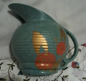 Art Deco Jug  Plus Others