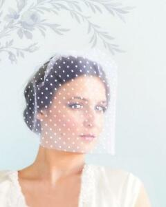 Wedding Veils - Birdcage, Lace, Ivory, Long and Short | eBay