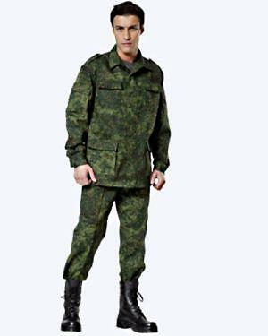 Russian Military Uniform 97