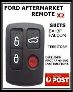Ford Territory Remote