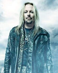Vince Neil **Front Row VIP Fanatic Package***