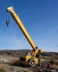 15-Ton Crane for Sale