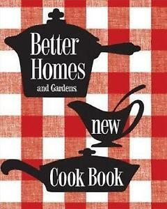 better homes and gardens cookbook 1953