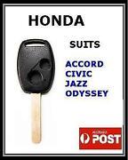 Honda Accord Key