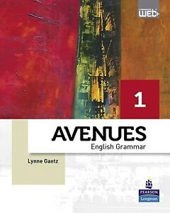 Avenues 1 - English Grammar (Cégep)