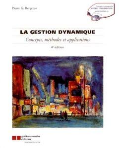 ADM 1700 - TELFER - LA GESTION DYNAMIQUE
