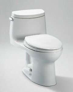 TOTO ULTRAMAX II ONE PIECE TOILET WHITE -NEW!