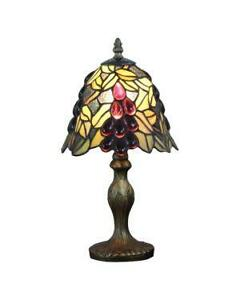 Tiffany table lamp ebay small tiffany table lamp aloadofball Images