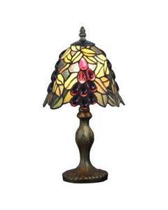 Tiffany table lamp ebay small tiffany table lamp aloadofball Choice Image