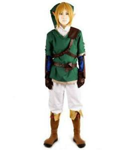 Legend of Zelda Costume  sc 1 st  eBay & Zelda Costume | eBay