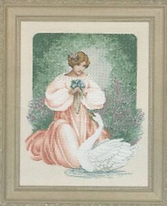 Lady Clare Cross stitch Cornwall Ontario image 1