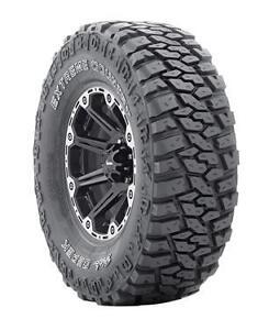 """18"""" Tire Cepek Mud 35"""" Ram F150 F250 F350 Sierra 35x12.5x18"""