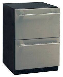 DD410RS 5.4 Cu. Ft. Built-In Dual-Drawer Refrigerator
