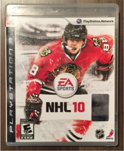 Collection NHL EA sports sur PS3 ( 8 jeux ) Gatineau Ottawa / Gatineau Area image 6